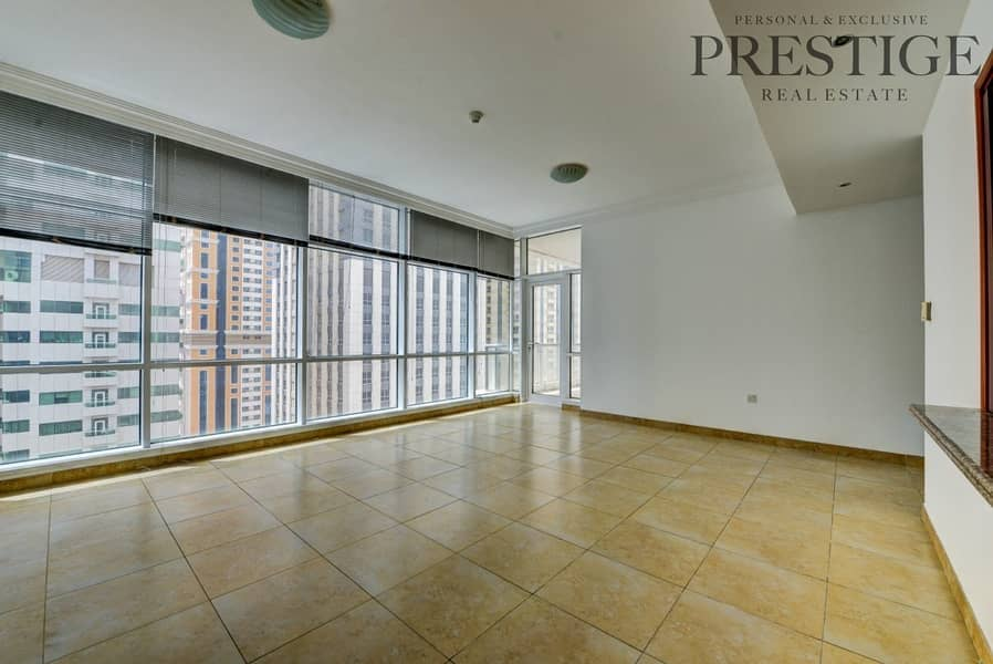 2 2 Bed Unfurnished | High Floor | Vacant