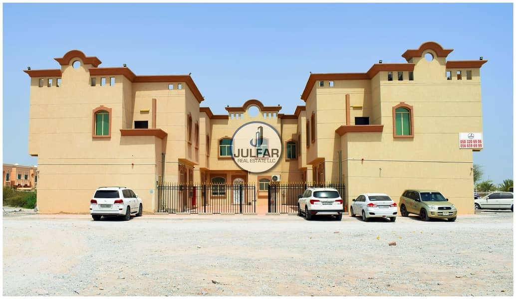 2BHK Duplex villa Available for Rent in Al Nakheel
