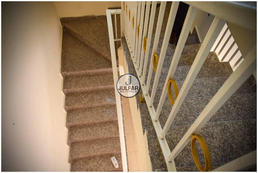 13 2BHK Duplex villa Available for Rent in Al Nakheel