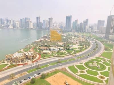 بنتهاوس 4 غرف نوم للايجار في المجاز، الشارقة - For Rent Fitted Hall with Free Chiller in SHARJAH Majaz