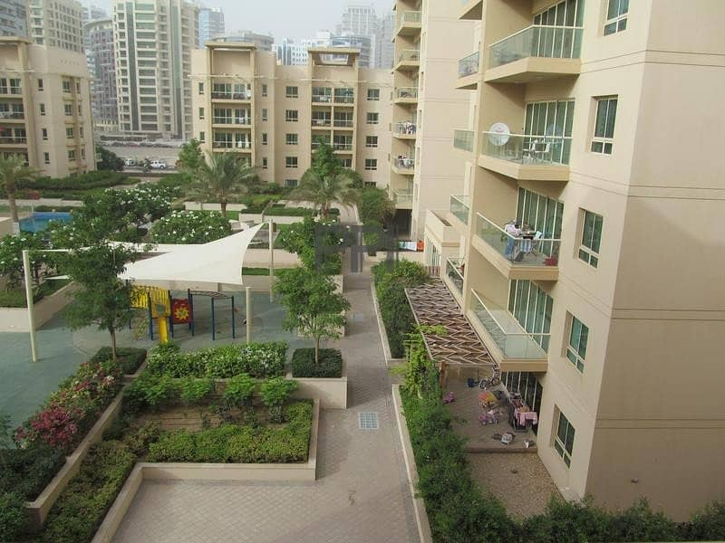 10 Pool view|2BHK+Study Apartment in greens