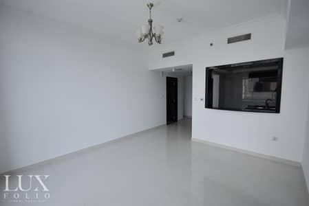 شقة 1 غرفة نوم للايجار في الخليج التجاري، دبي - Burj Khalifa View | Bay Square | Balcony