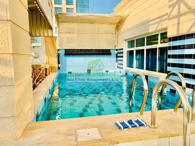 5 Bedroom Penthouse for Rent in Al Mushrif, Abu Dhabi - ABD