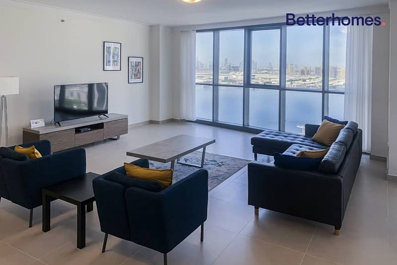 2 Stunning View I Furnished I Chiller Free