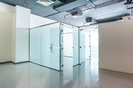Office for Rent in Business Bay, Dubai - Fully Fitted Office with Built In Pantry- Washroom