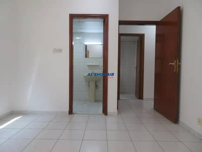 1 Bedroom Flat for Rent in Bur Dubai, Dubai - CHEAPEST 1 BEDROOM  WITH 2 BATH AL HAMRIYA