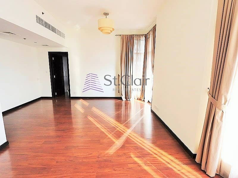 15 Large One Bed | Large Balcony | High Floor | Vacant