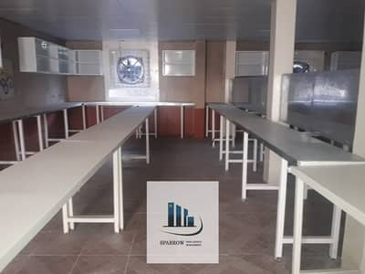 Labour Camp for Rent in Mussafah, Abu Dhabi - Accommodation for labours & staff in Mussaffah