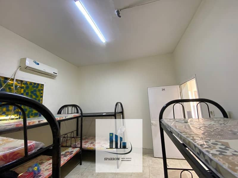 10 Labour camps for rent @ best rates in Mussaffah
