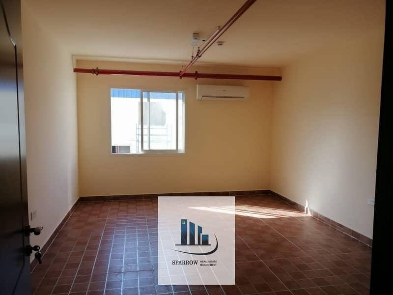 Labour accommodation for rent Mussaffah
