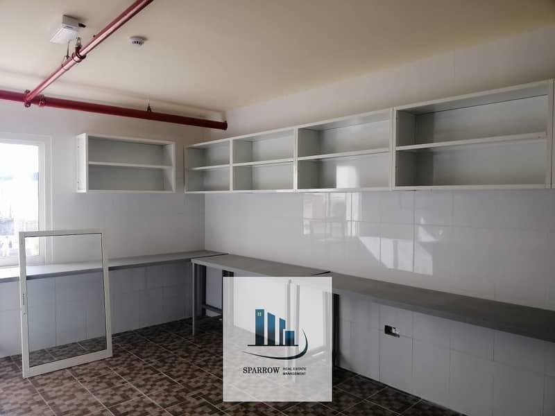 2 Labour accommodation for rent Mussaffah