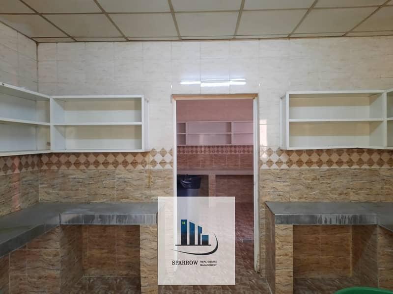 10 Labour accommodation for rent Mussaffah