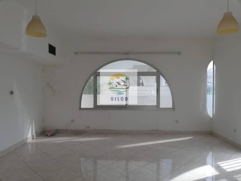 2 Big Villa Central A/C with maids room