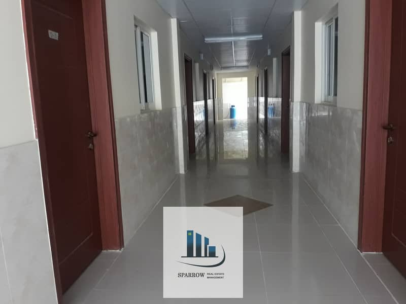 2 Staff Accommodation for rent in Mussaffah