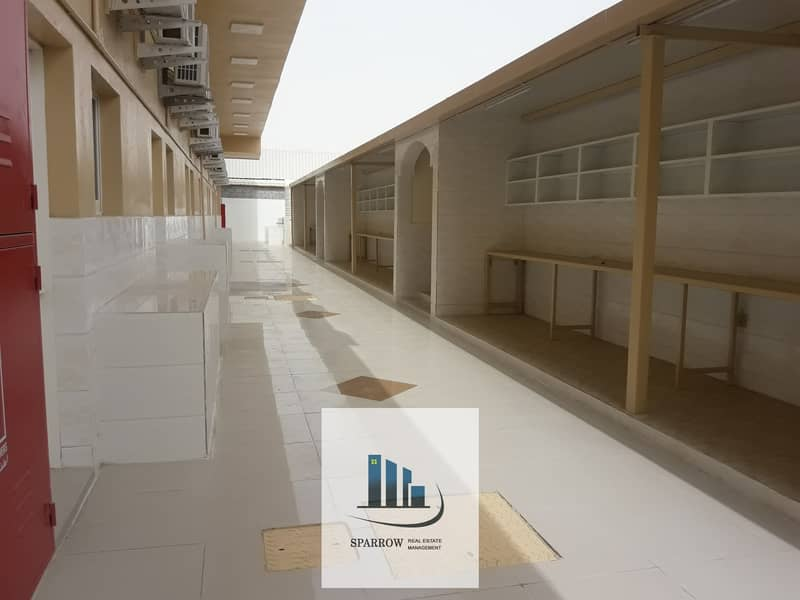 Staff Accommodation for rent in Mussaffah