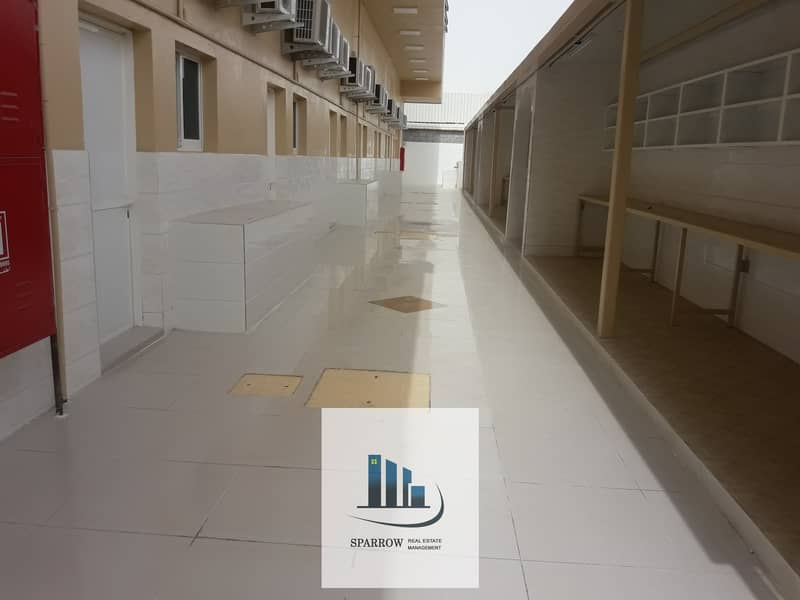 13 Staff Accommodation for rent in Mussaffah