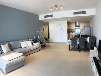 فلیٹ 2 غرفة نوم للبيع في شاطئ الراحة، أبوظبي - Hot deal! Vacant soon | Furnished apartment