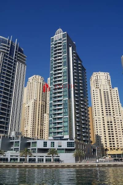 1 Bedroom Flat for Rent in Dubai Marina, Dubai - Beautiful Furnished 1BR Apartment in The Point Tower