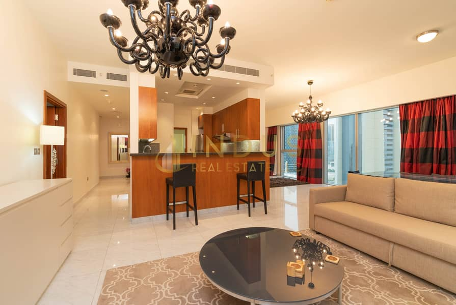 2 FULLY FURNISHED |  1 BEDROOM APARTMENT | DIFC