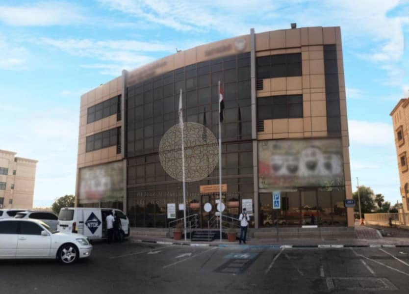 Full Building for Rent in Baniyas West