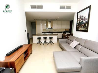 Sea View| Corner Unit | Fully Furnished |Vacant