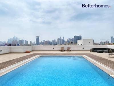 فیلا 4 غرف نوم للايجار في البرشاء، دبي - 4 Bedroom + Maids | Rooftop Pool | Unfurnished
