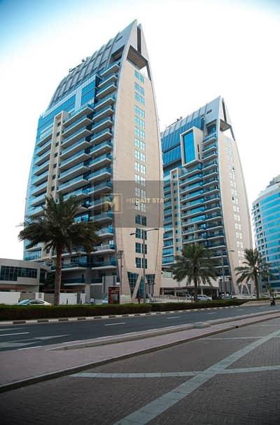 شقة 2 غرفة نوم للايجار في دبي مارينا، دبي - The Jewel TowerB