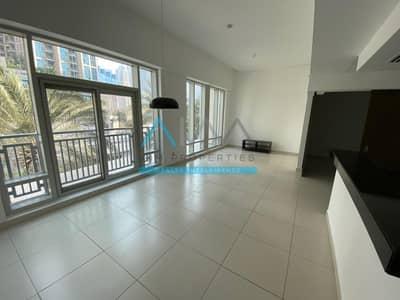 فلیٹ 1 غرفة نوم للايجار في وسط مدينة دبي، دبي - Chiller Free | 1 bedroom plus Study for rent | Downtown