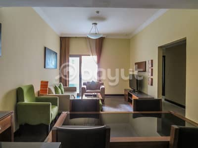 DXB,NO COMISSON, CHILLER FREE, FULLY FURNISHED  APARTMENT, REMODELED KITCHN FIXTURES WITH  APPLIANCES, WITH BALCONY, WITH ALL FACILITIES AVAILABLE HERE FREE , RTA BUS STOP FRONT OF BUILDING