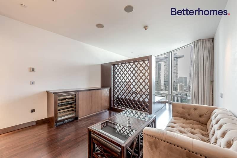 2 Stunning Studio apartment in Burj Khalifa
