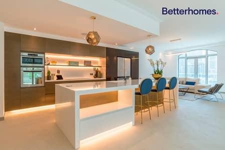 3 Bedroom Villa for Sale in Dubai Marina, Dubai - Masterpiece Villa|Fully Upgraded|Best View|3+Maids