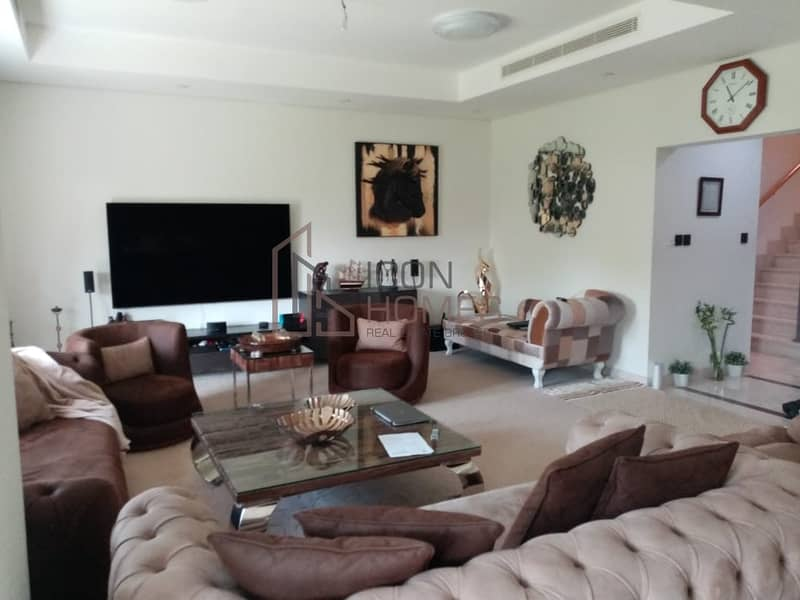 Spacious | 3 Bed plus Maids | Villa | Available