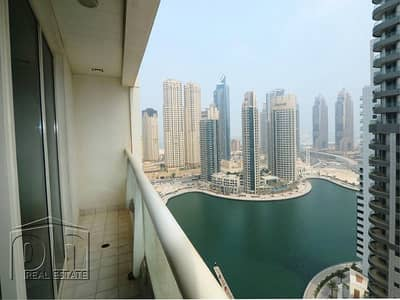 2 Bedroom Apartment for Rent in Dubai Marina, Dubai - Marina View | Fully Furnished | Available