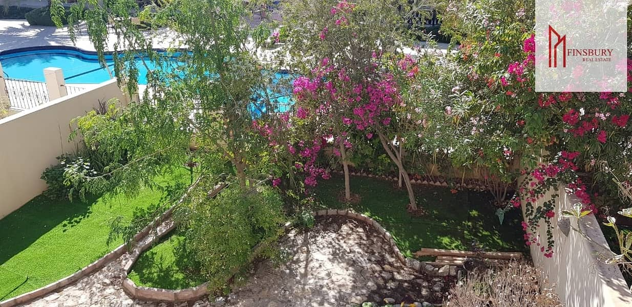 Well Maintained | Pool View | 3 Bedroom | Townhouse | Rome Street