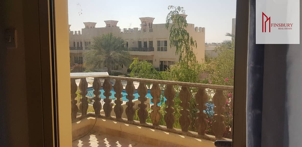 2 Well Maintained   Pool View   3 Bedroom   Townhouse   Rome Street