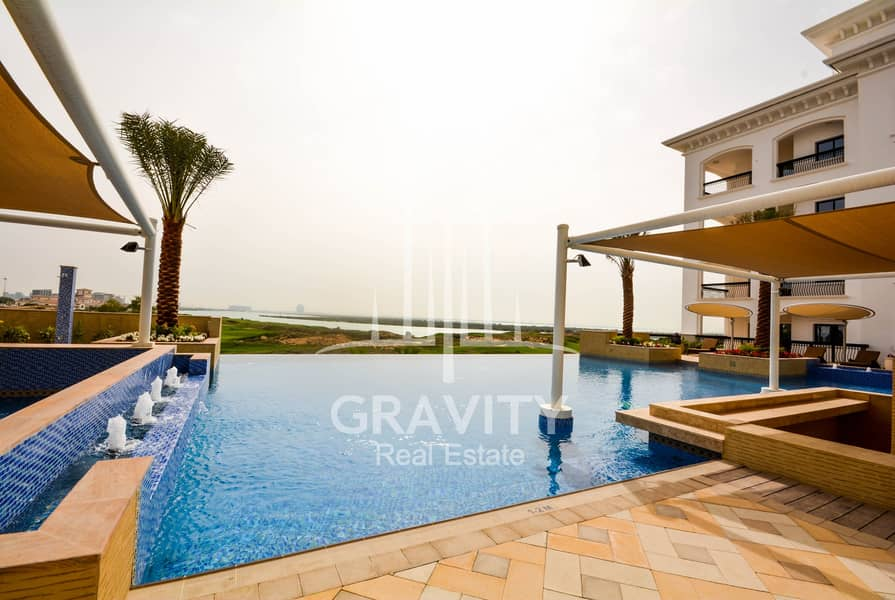 15 Good Deal | Excellent Value 2BR Apt in Yas Island