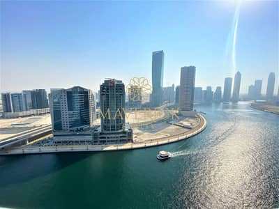 Studio for Rent in Business Bay, Dubai - Brand New Studio | Canal View | 4 Cheques