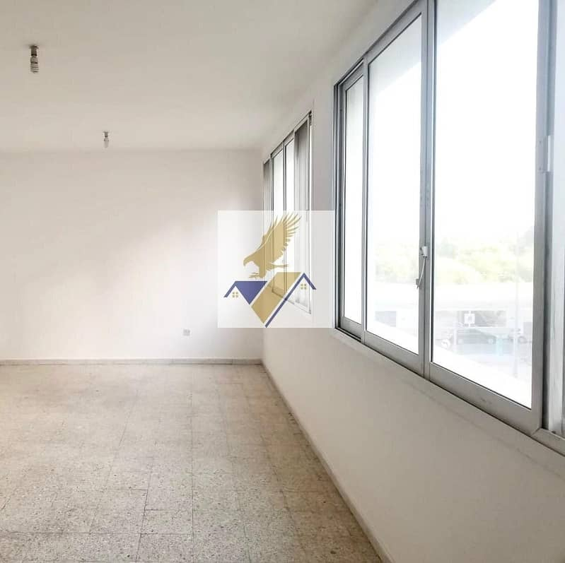2 Hot Offer Low Price 3BR With Big Hall and Balcony In Khalidiya 55K