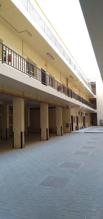 سكن عمال  للبيع في محيصنة، دبي - Vacant Labour Camp | Well Maintained | Motivated Seller