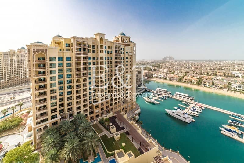 Atlantis View | Direct Access to Nakheel Mall