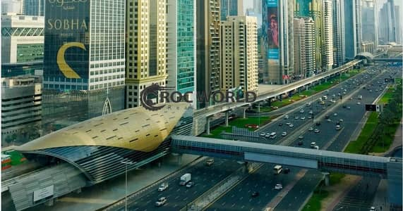 Office for Rent in Sheikh Zayed Road, Dubai - Fully Furnished|No Commission|Flexi Desk AED 6