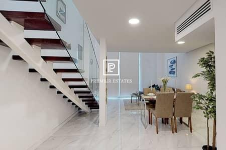 تاون هاوس 2 غرفة نوم للبيع في دبي لاند، دبي - 2 Bedroom Loft Townhouse | Flexible Payment Plan
