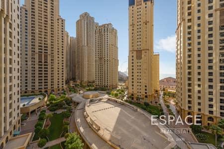 شقة 3 غرف نوم للبيع في جميرا بيتش ريزيدنس، دبي - Sea and Atlantis View | Vacant  3 Beds