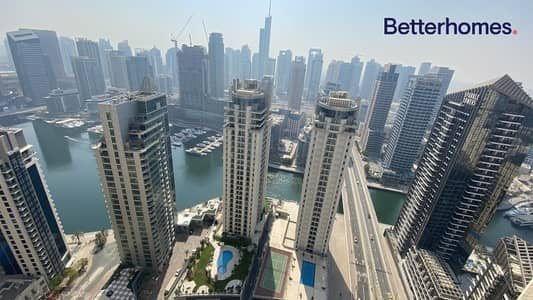 Totally Upgraded|High Floor|Marina View