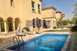 Rented | 5 Bedrooms Master View Villa for Sale at Jumeirah Islands