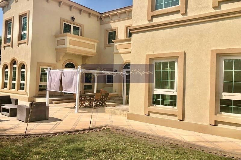 2 Rented   5 Bedrooms Master View Villa for Sale at Jumeirah Islands