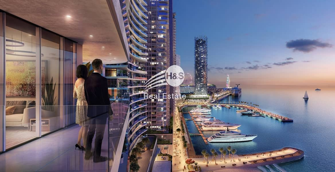 10 Waterfront Community I Flexible Payment Plan I Sea View