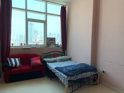 Studio for Rent in Al Nahda, Sharjah - BIG DEAL. ! MONTHLY PAYABLE FURNISHED STUDIO IN A NEW BUILDING.