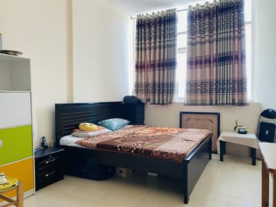 BIG DEAL. ! MONTHLY PAYABLE FURNISHED STUDIO IN A NEW BUILDING.