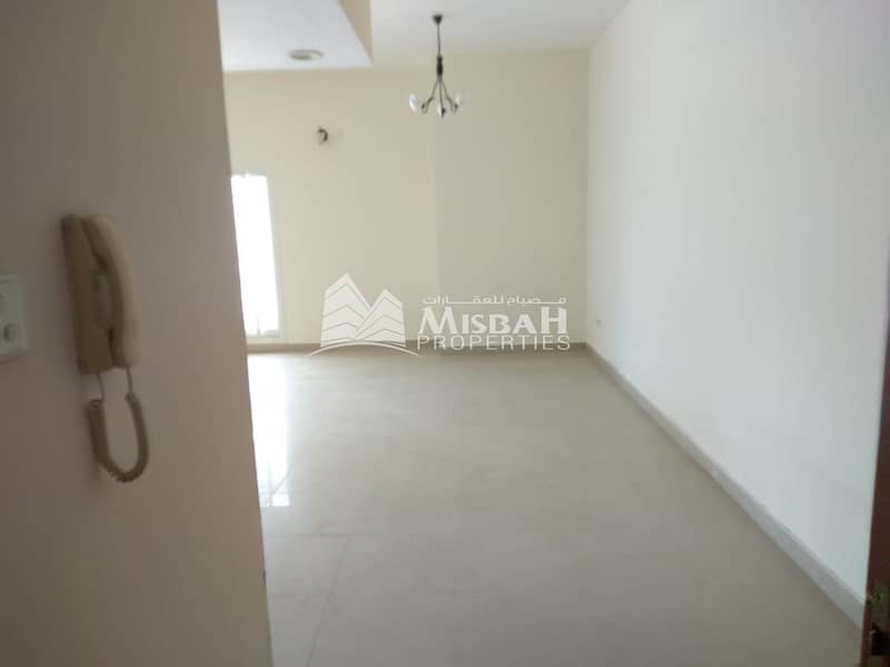 2 Well Maintained 1 BHK  With Balcony  Available For Rent @ 45 K in Al Barsha1
